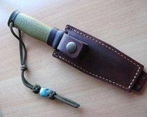 MORA 2000 Handmade leather Knife sheath mod.1