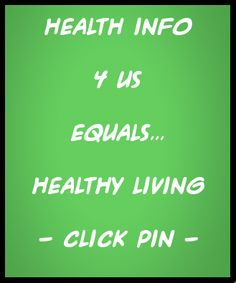 This is great! Just click the pin for access to lots of great health websites! Repin so others can benefit too... ok? :) #Health_Blogs