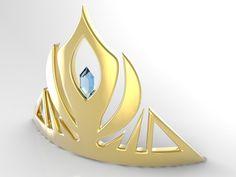 I REALLY want to wear a tiara on a regular basis. I especially love Elsa's...