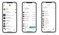 Mobile – TechCrunch Skype rolls back its redesign by ditching stories, squiggles and over-the-top color Just over a year after Skype in. Whatsapp Apk, Whatsapp Plus, Snapchat, Technology Updates, New Technology, Tech Updates, Microsoft, Make Money Online, How To Make Money