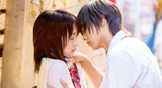 "Kento Yamazaki x Ayame Goriki, J live-action Movie of manga ""L♡DK"", 2014. Plot…"