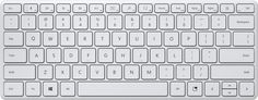 Leaked Microsoft keyboard shows a new physical key for Windows 10 emoji » OnMSFT.com Surface Studio, New Surface, Emoji Keyboard, Computer Keyboard, Newest Macbook Pro, Working On It, Microsoft Surface, Location History, Things To Think About