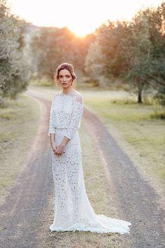 Bridal gown Jennifer Gifford Designs I Bayleigh Vedelago Photography