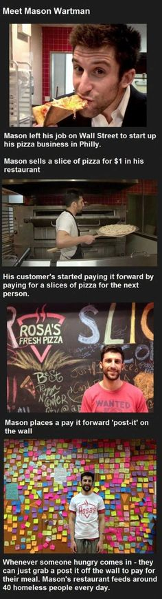 Faith in humanity restored. Faith in humanity restored. Hungry Quotes, Yoga Routine, Party Mottos, Faith In Humanity Restored, Thats The Way, Good People, Amazing People, It's Amazing, Cruel People