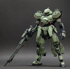 Arte Gundam, Gundam Art, Space Games, Gundam Custom Build, Super Soldier, Suit Of Armor, Gundam Model, Mobile Suit, Plastic Models
