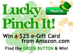 Lucky Pinch It! | Just A Pinch Recipes