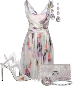 """""""Romantic Date Night"""" by christa72 ❤ liked on Polyvore"""