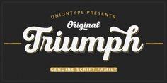 Font dňa – UT Triumph   https://detepe.sk/font-dna-ut-triumph