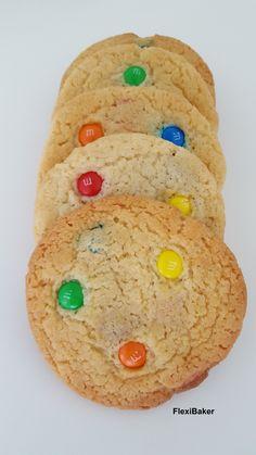 M&M roomkaas koekjes / M&M creamcheese cookies