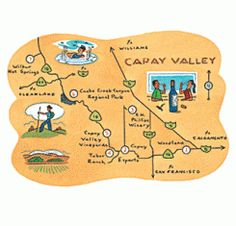 """""""Yolo County Drive"""" featured in Via Magazine"""