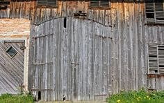 by AnneLiWest|Berlin #barn #door