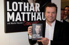 Das Vermögen und Einkommen von Lothar Matthäus