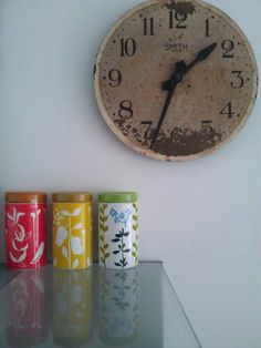 Our kitchen clock
