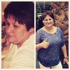 Feel Better. Look Better:-)  -18kg:-) Congrat Marti