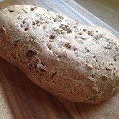 Low Carb und Paleo Eiweiß Brot fertiges Eiweiß Brot