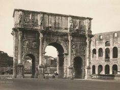 Arco di Costantino anni 30