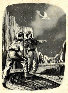 Dreams of Space - Books and Ephemera: Whopper Space Stories (1955)