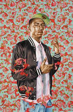 La aristocracia afroamericana de Kehinde Wiley