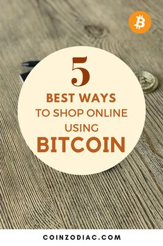 7 Best Ways to Shop With Bitcoin in 2019 - CoinZodiaC Bitcoin Wallet, Buy Bitcoin, Cryptocurrency Trading, Bitcoin Cryptocurrency, Bitcoin Mining Software, Financial Statement, Blockchain Technology, Crypto Currencies, Financial Institutions