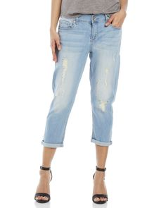 Seven7 Girlfriend Jeans
