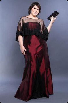Coleções | Plus Size | Fotos | Arthur Caliman - Vestido de festa