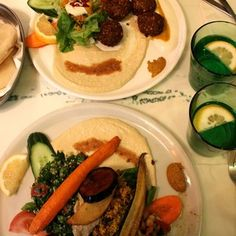 Yarok - Syrian Food from Damascus, Falafel and more.