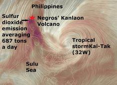 The Big Wobble: Major quake or major eruption alert Kanlaon Volcan...