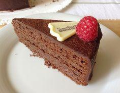Sacher torte / Sachrův dort