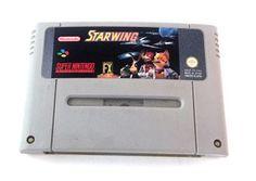 Nintendo Super Nintendo – Starwing - Super Nintendo