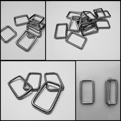 DButtonshop's Product #Chapter5 #Rings #Loops #Series #ItemName Casting Box Ring and Metal Box Ring #RawMaterialAvailable Zinc Alloy and Steels #ThePrice of these products is based on : The #Thickness of Raw Material, #Size length inside and width inside of these products, and #Colouring Type. #AvailableCustomLogo Just from Zinc Alloy Material.#MinimumOrderQuantity 7.200 Pcs #CustomSize #ContactUs #Whatsapp +6285222488486 #AksesorisGarment #GarmentAccessories #RingBesi #RingCasting #RingCor…