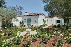 The Ford Estate, Ojai California  - Paul Williams Architect