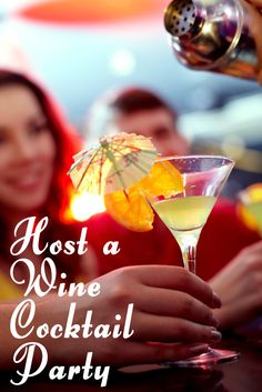 Host a Wine Cocktail Party! | Sutter Home