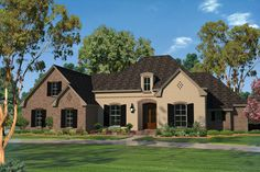 Cascade House Plan  2506 sq ft