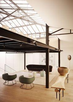 acacias delcourt   Le LAD : Le Laboratoire d'Architecture Intérieure et Design