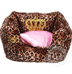 Little Pet Planet - Leopard Print Plush Pet Dog Sofa Bed, US$58.99 (http://www.littlepetplanet.com/sleep/plush-pet-beds/leopard-print-plush-pet-sofa-bed/)