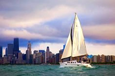 Nothing beats the thrill or intimacy of seeing the Chicago skyline across Lake Michigan from a sailboat. There's also kayaking, windsurfing, stand-up paddle boarding or any number of architectural cruises that start on the Chicago River.