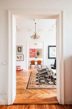 Детали: квартира в Берлине