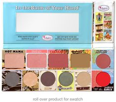 In theBalm of Your Hand®