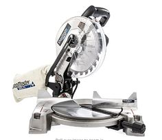 The Shopmaster 10 in. Miter Saw is made by Delta Power Equipment and comes with a 3 Year Warranty. There is 1 miter saw per package. The unit includes a dust collection bag and a work clamp. A built-in Woodworking Table Saw, Jet Woodworking Tools, Woodworking Jointer, Router Woodworking, Miter Saw Reviews, Mitre Saw Stand, Compound Mitre Saw, Barn Wood Projects, Home Tools