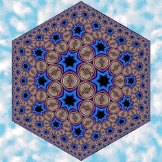 Hexagonal Hyper Kaleidoscope II | Flickr - Photo Sharing!