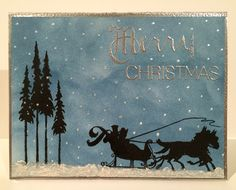 Simon Holiday Stamp Set (Tim Holtz collection).
