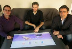 Table digital @LaFrenchTech @DigitalGrenoble #digigre #FrenchTech