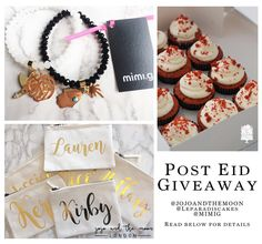 #Win a make up bag, £15 GiftCard, cupcakes or cookies & 2 bracelets. Enter here>> https://www.theprizefinder.com/node/458409 #Competition ends 8/7/17