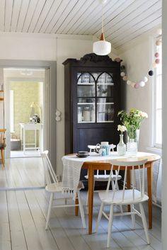 Hurja remontti Espoossa: Kulahtaneesta torpasta idyllinen koti - Sisustus - Glorian Koti