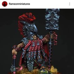 You need some @flameonminiatures in your life this #followfriday! #paintingwarhammer #ageofsigmar #fyreslayers #dwarves #warhammer #warhammerFB #warmongers #painting