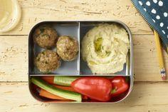 Mediterranean Turkey Meatballs | #JennieO #SwitchToTurkey