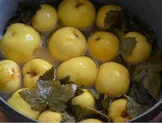 Моченые яблоки - суперзакуска! | Шедевры кулинарии