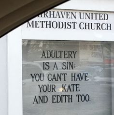 "21 Hilarious Church Signs From 2018 That'll Make You Laugh, I Swear ""You can't enter heaven unless Jesus enters you. Church Sign Sayings, Funny Church Signs, Funny Signs, Funny Church Quotes, Sign Quotes, Faith Quotes, Funny Quotes, Humorous Sayings, Hilarious Sayings"