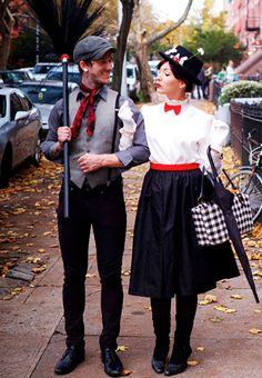 Mary Poppins von Keiko Lynn gefunden auf pinterest