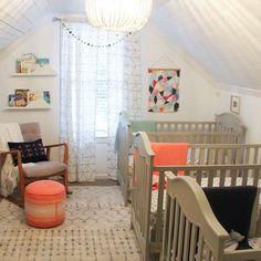 Triplet Nursery Shared Sibling Room Triplets Nursery